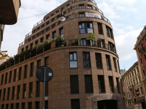Appartamento in vendita a Milano, Cairoli, Con giardino, 240 mq - Foto 17