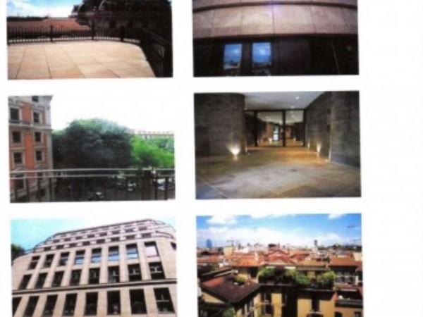 Appartamento in vendita a Milano, Cairoli, Con giardino, 241 mq - Foto 9