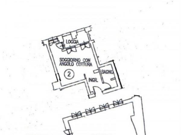 Appartamento in vendita a Milano, Cairoli, 42 mq - Foto 5
