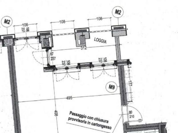 Appartamento in vendita a Milano, Cairoli, 42 mq - Foto 3