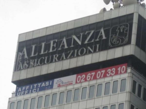 Ufficio in affitto a Milano, Lampugnano, 380 mq