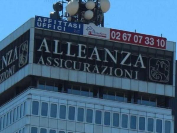 Ufficio in affitto a Milano, Lampugnano, 380 mq - Foto 9