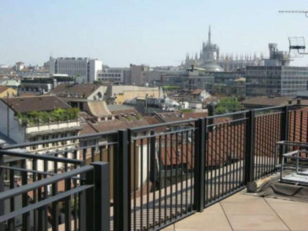 Appartamento in vendita a Milano, Cairoli, Con giardino, 330 mq - Foto 10
