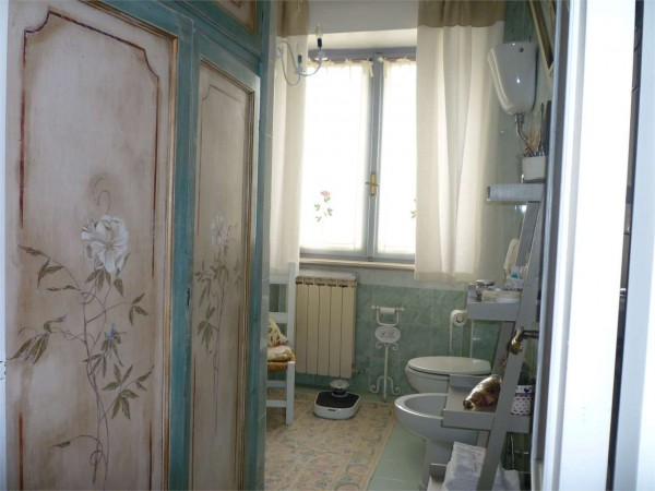 Appartamento in vendita a Gualdo Tadino, Con giardino, 135 mq - Foto 29