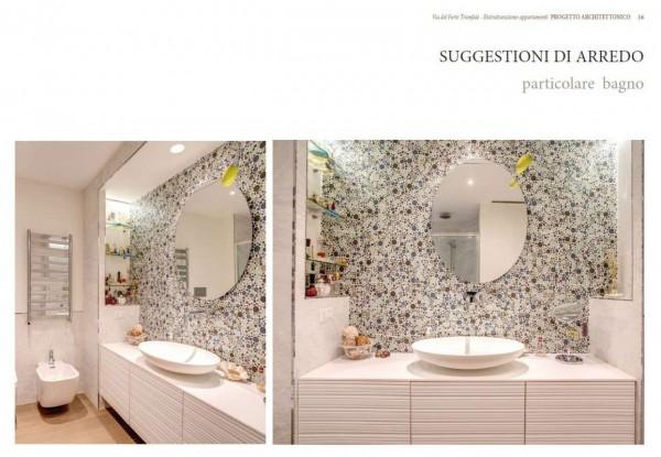 Appartamento in vendita a Roma, Camilluccia, Trionfale, Cortina D'ampezzo, 227 mq - Foto 8