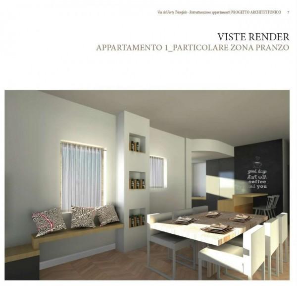 Appartamento in vendita a Roma, Camilluccia, Trionfale, Cortina D'ampezzo, 227 mq - Foto 16