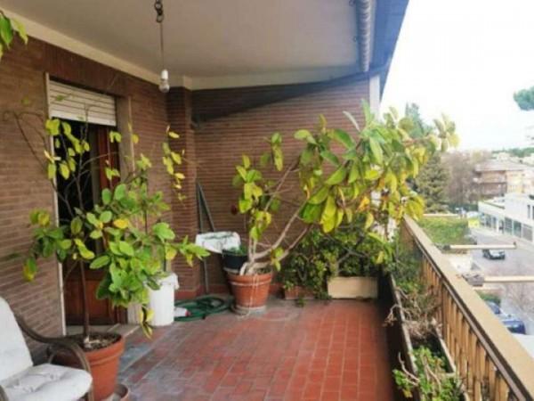 Appartamento in vendita a Roma, Camilluccia, Trionfale, Cortina D'ampezzo, 227 mq - Foto 30