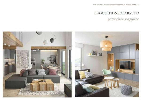 Appartamento in vendita a Roma, Camilluccia, Trionfale, Cortina D'ampezzo, 227 mq - Foto 9
