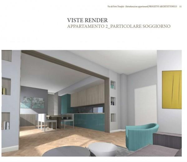 Appartamento in vendita a Roma, Camilluccia, Trionfale, Cortina D'ampezzo, 227 mq - Foto 13