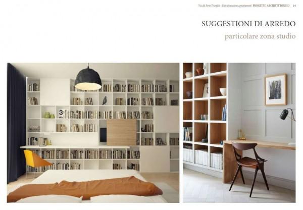 Appartamento in vendita a Roma, Camilluccia, Trionfale, Cortina D'ampezzo, 227 mq - Foto 10