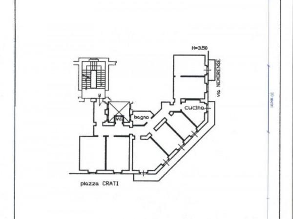 Appartamento in vendita a Roma, Trieste, 180 mq - Foto 2