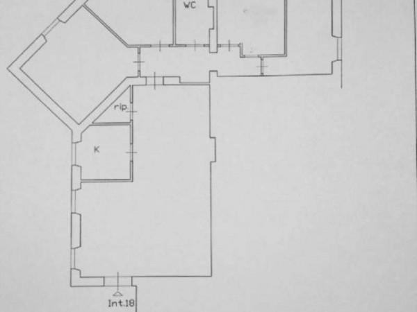 Appartamento in vendita a Roma, Trieste, 115 mq - Foto 11