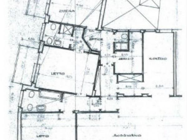 Appartamento in vendita a Roma, Parioli, 175 mq - Foto 2