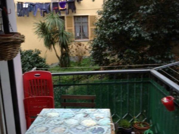 Appartamento in affitto a Rapallo, Centrale, Arredato, 50 mq