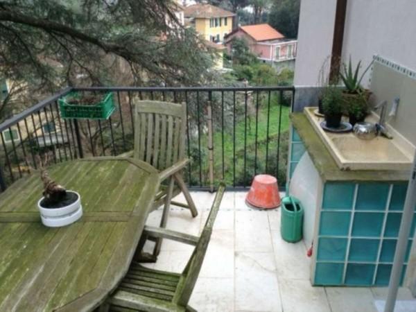 Appartamento in vendita a Rapallo, Centrale, Con giardino, 90 mq - Foto 19