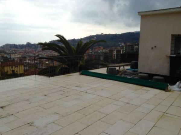 Appartamento in vendita a Rapallo, Centrale, Con giardino, 90 mq - Foto 14