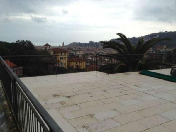 Appartamento in vendita a Rapallo, Centrale, Con giardino, 90 mq - Foto 13