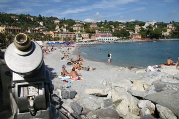 Appartamento in vendita a Rapallo, Centrale, Con giardino, 90 mq - Foto 5