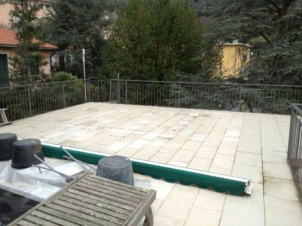 Appartamento in vendita a Rapallo, Centrale, Con giardino, 90 mq - Foto 21
