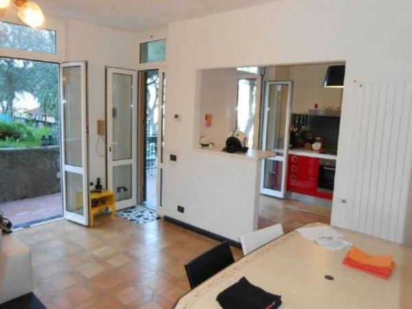 Appartamento in vendita a Camogli, Chiesa San Rocco, Arredato, con giardino, 85 mq