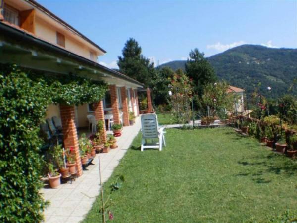 Casa indipendente in vendita a Mignanego, Passo Dei Giovi, Arredato, con giardino, 235 mq - Foto 13