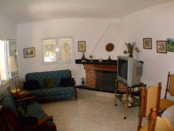 Casa indipendente in vendita a Mignanego, Passo Dei Giovi, Arredato, con giardino, 235 mq - Foto 9
