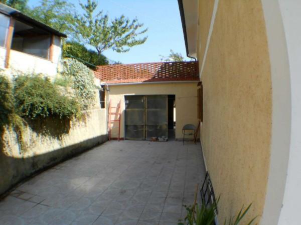 Casa indipendente in vendita a Mignanego, Passo Dei Giovi, Arredato, con giardino, 235 mq - Foto 3
