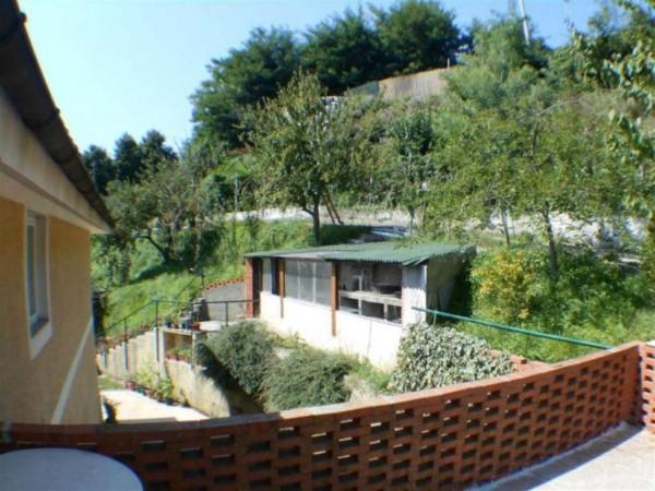 Casa indipendente in vendita a Mignanego, Passo Dei Giovi, Arredato, con giardino, 235 mq - Foto 2