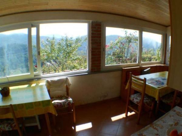 Casa indipendente in vendita a Mignanego, Passo Dei Giovi, Arredato, con giardino, 235 mq - Foto 8