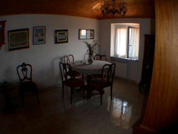 Casa indipendente in vendita a Mignanego, Passo Dei Giovi, Arredato, con giardino, 235 mq - Foto 5