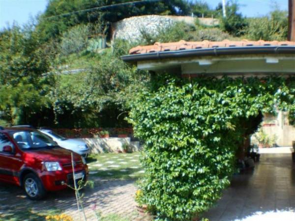 Casa indipendente in vendita a Mignanego, Passo Dei Giovi, Arredato, con giardino, 235 mq - Foto 12