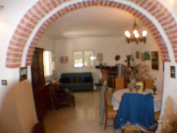 Casa indipendente in vendita a Mignanego, Passo Dei Giovi, Arredato, con giardino, 235 mq - Foto 10