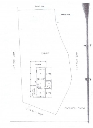 Casa indipendente in vendita a Mignanego, Passo Dei Giovi, Arredato, con giardino, 235 mq - Foto 7