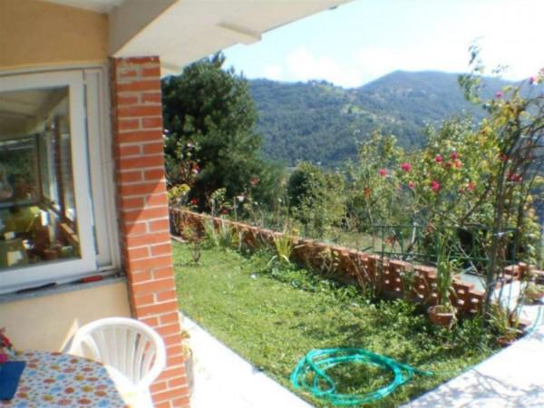 Casa indipendente in vendita a Mignanego, Passo Dei Giovi, Arredato, con giardino, 235 mq - Foto 11