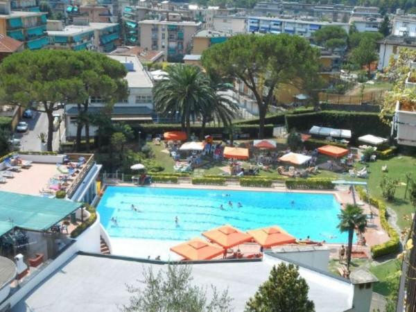 Appartamento in vendita a Rapallo, Impianto Sportivo/piscina, Arredato, con giardino, 50 mq - Foto 5