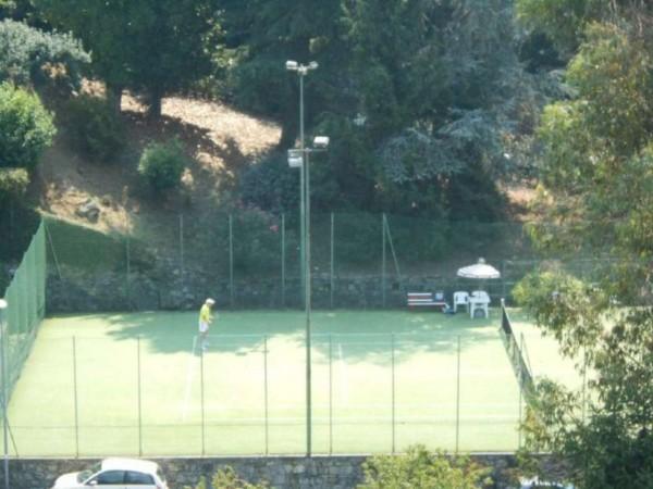 Appartamento in vendita a Rapallo, Impianto Sportivo/piscina, Arredato, con giardino, 50 mq - Foto 7