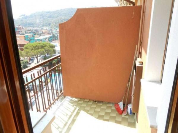 Appartamento in vendita a Rapallo, Impianto Sportivo/piscina, Arredato, con giardino, 50 mq - Foto 35