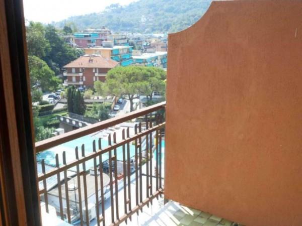 Appartamento in vendita a Rapallo, Impianto Sportivo/piscina, Arredato, con giardino, 50 mq - Foto 6