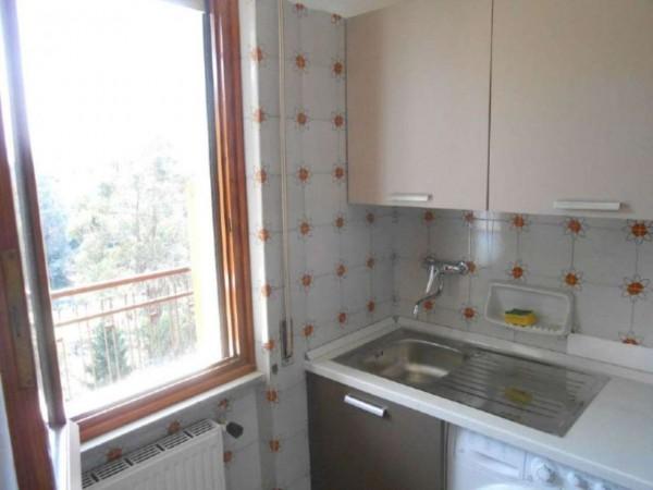 Appartamento in vendita a Rapallo, Impianto Sportivo/piscina, Arredato, con giardino, 50 mq - Foto 8