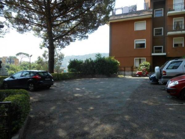 Appartamento in vendita a Rapallo, Impianto Sportivo/piscina, Arredato, con giardino, 50 mq - Foto 16