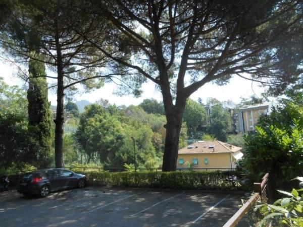 Appartamento in vendita a Rapallo, Impianto Sportivo/piscina, Arredato, con giardino, 50 mq - Foto 21