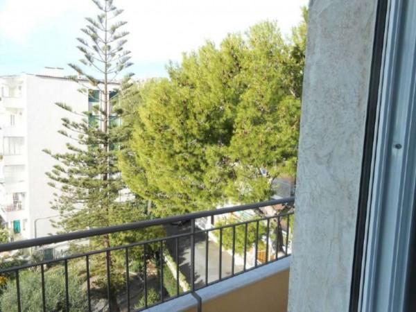 Appartamento in vendita a Sanremo, Foce, Arredato, con giardino, 98 mq - Foto 34