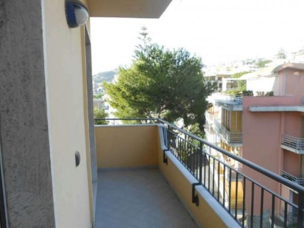 Appartamento in vendita a Sanremo, Foce, Arredato, con giardino, 95 mq - Foto 10