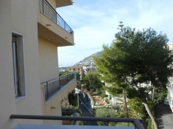Appartamento in vendita a Sanremo, Foce, Arredato, con giardino, 95 mq - Foto 17