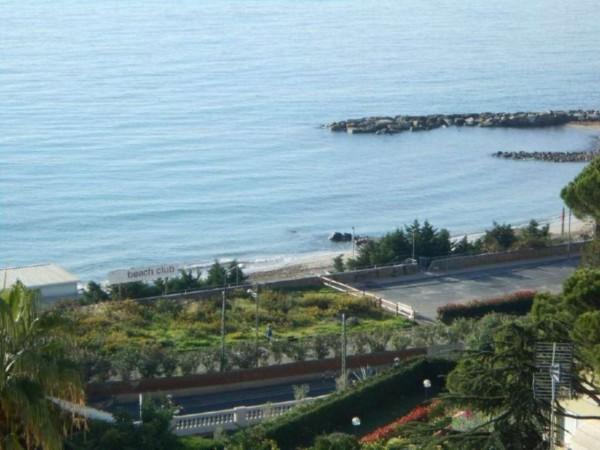 Appartamento in vendita a Sanremo, Foce, Arredato, con giardino, 98 mq - Foto 24