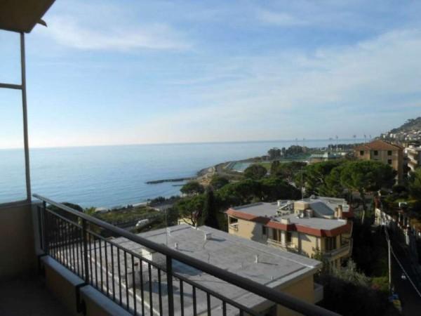 Appartamento in vendita a Sanremo, Foce, Arredato, con giardino, 98 mq - Foto 29
