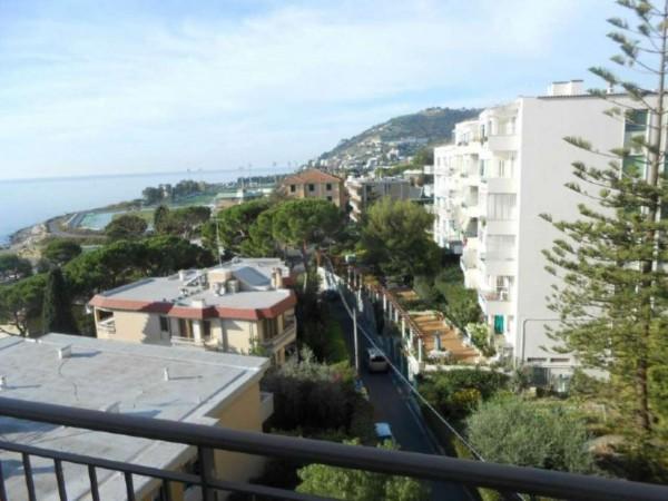 Appartamento in vendita a Sanremo, Foce, Arredato, con giardino, 98 mq - Foto 22