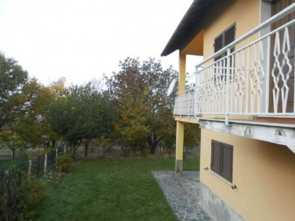 Casa indipendente in vendita a Tiglieto, Montecalvo, Arredato, con giardino, 185 mq - Foto 1