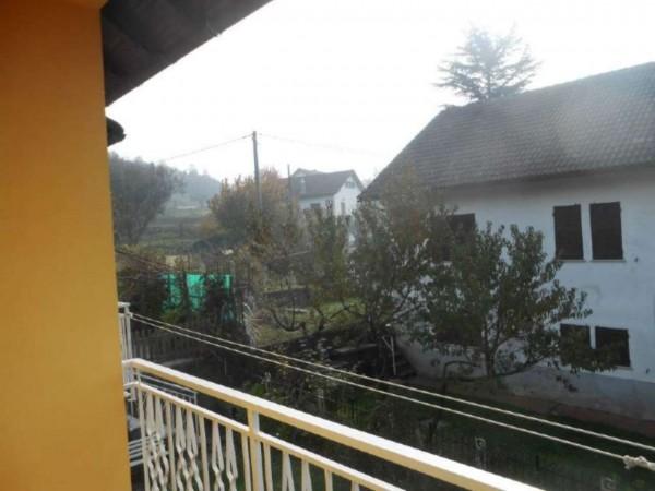 Casa indipendente in vendita a Tiglieto, Montecalvo, Arredato, con giardino, 185 mq - Foto 25