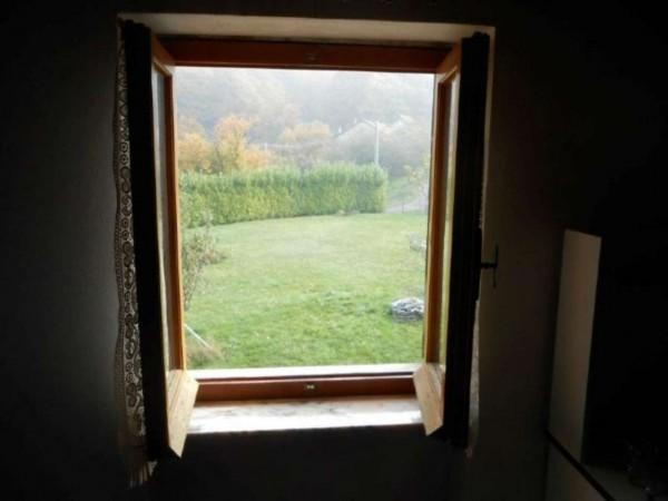 Casa indipendente in vendita a Tiglieto, Montecalvo, Arredato, con giardino, 185 mq - Foto 8